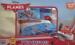 Disney Planes Bedding Set