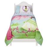 Disney Princess & The Frog Comforter - Twin
