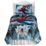 SpiderMan 3 Bedding Reversible Comforter, Twin