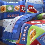 Olive Kids Game On Full Sheet Set