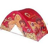 DORA THE EXPLORER BED TENT WITH PUSH LIGHT