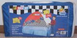 Kids NASCAR Twin Size BED DOME/TENT Hide 'n Sleep
