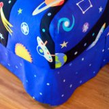 Out Of This World Twin Cotton Comforter Hugger by Olive Kids