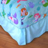 Mermaids Twin Cotton Comforter Hugger by Olive Kids