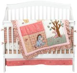 Disney Pooh 4 Piece Crib Bedding Set Delightful Day