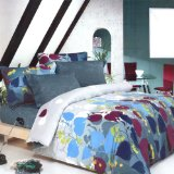 Blancho Bedding - [Grapevine Leisure] 100% Cotton Comforter Cover/Duvet Cover Combo