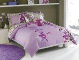 Roxy Purple Green Floral Cotton 200 Thread Count Teen Girls Sheet Set