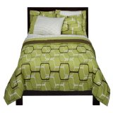 Axel Mini Bed-In-a-Bag Set - Green