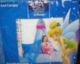 Disney's Tinkerbell Bed Canopy - BLUE