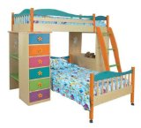child loft bed
