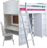 Cooley SSS Loft Bed - White