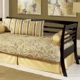 Fashion Bed Group Hudson Daybed with Link Spring in Espresso Finish