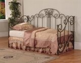 Powell Salem Daybed 538-036 (Brown) (52H x 78.75W x 40D)