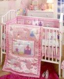 Disney Little Princess Stories 4-Piece Crib Bedding Set