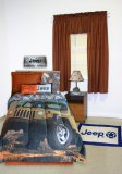 Jeep Extreme Comforter Set