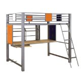 Powell Teen Trends Study Loft Bed, Full