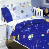 kids rockeship bedding set