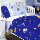 kids rockeship bedding set