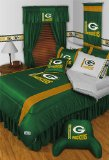 NFL Miami Dolphins Comforter and Sheets 4 Pc Twin Bedding Set