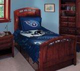 NFL Carolina Panthers Comforter Set 3 Pc Queen Full Bedding