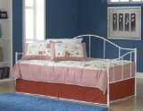 Jaylynn Daybed with Pop Up Trundle Unit - Hillsdale Furniture - 1498DBLHT