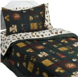 Time For Bed Vintage Sports Bed Set