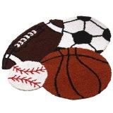 In Play 4-Sport Rug