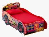 Disney Pixar Cars Wooden Toddler Theme Bed