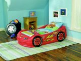 Little Tikes Lightning McQueen Roadster Toddler Bed