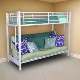 Walker Edison Twin over Futon Bunk Bed